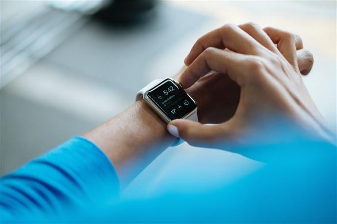 wearable technology at conferences